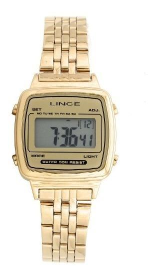 Relógio Feminino Lince Sdph041l Bckx= 13