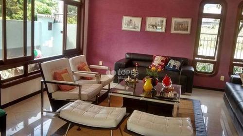 Imagem 1 de 27 de Casa Com 5 Quartos, 456 M² Por R$ 2.800.000,00 Camboinhas - Niterói/rj - Ca15987