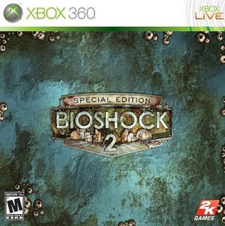 Juegos,bioshock 2 Edición Especial -xbox 360