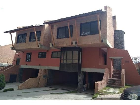 Se Vende Casa 345m2 3h+s/3b+s/6p Alto Hatillo