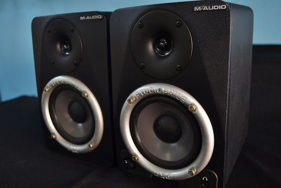 M-audio Dx4 Studiophile Monitores De Audio (par)