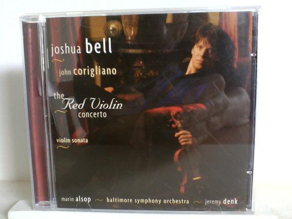 The Red Violin J. Corigliano Joshua Bell Cd
