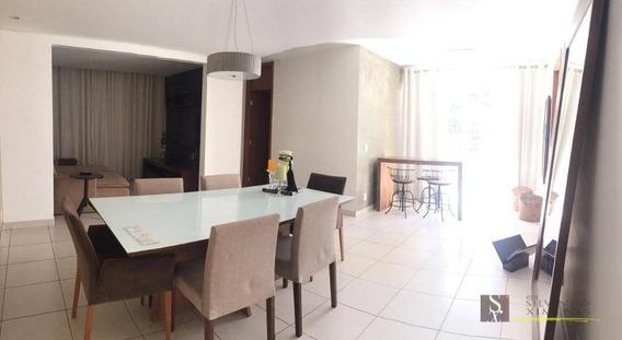 Apartamento 3 Quartos Para Venda E Locação No Buritis, - Ap0014