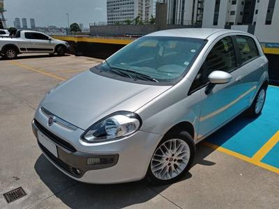 Fiat Punto 1.6 Essence 16v Flex 4p Automático