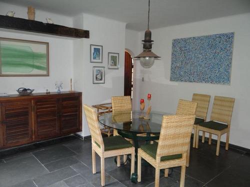 Casa Com 4 Dormitórios À Venda, 280 M² Por R$ 800.000,00 - Enseada Guaruja - Guarujá/sp - Ca3327