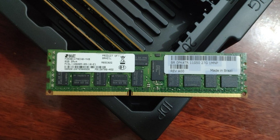 Memoria Servidor Ddr3 Ecc 8gb Pc3l-10600r Smart
