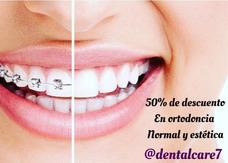 50% De Descuento En Ortodoncia Y Tratamientos Odontologicos