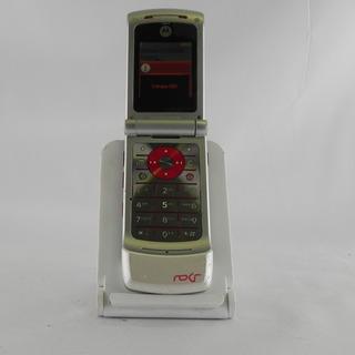 Motorola Rokr W5 Flip Câm 1.3mp Vídeos Bluetooth Fone Usado