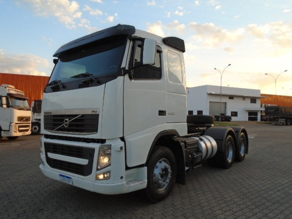 Volvo Fh 440 6x4 2011-2011