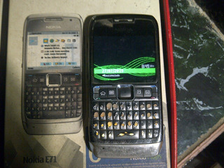 Celular Nokia E71 Operativo