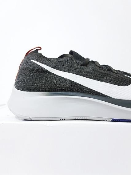 Tênis Nike Zoom Fly Flyknit Corrida Original Verde N. 39