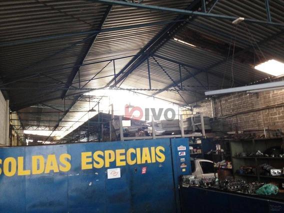 Galpão 888 M² Úteis R$ 4.500.000 - Saúde - São Paulo/sp - Ga0004