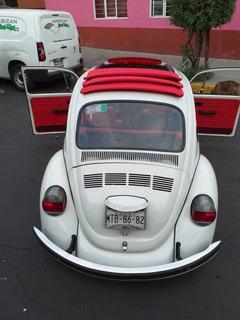 Rag Top American Sunroof Quemacocos Para Vocho Vw Volkswagen