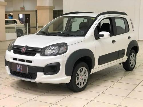 Fiat Uno Way 1.3 Anticipo Minimo  Y Cuotas A Tasa 0% X-
