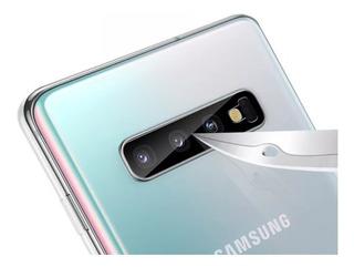 Película De Lente Câmera Note8 9 S8 S9 S10 Plus S10e No Sp