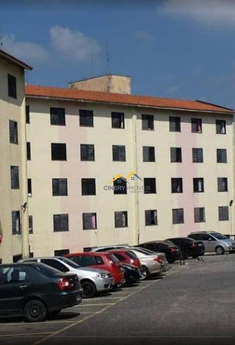 Imagem 1 de 19 de Apartamento À Venda, 45 M² Por R$ 115.000,00 - Guaianazes - São Paulo/sp - Ap0113