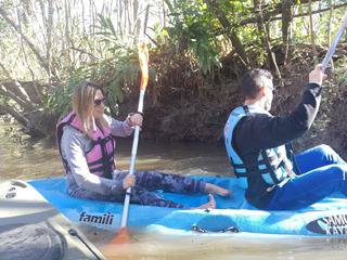Dia Del Padre Kayak Delta Point Tigre Para 2 Persona