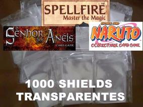 1000 Sleeves Shields Spellfire Senhor Dos Aneis Magic Naruto