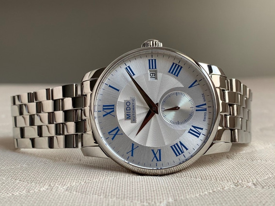 Relógio Mido Baroncelli Ii Automatic M86084211