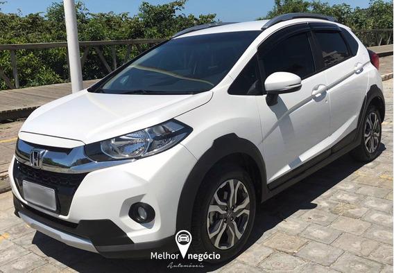 Honda Wr-v Ex 1.5 Flexone Aut. 2018 Branca