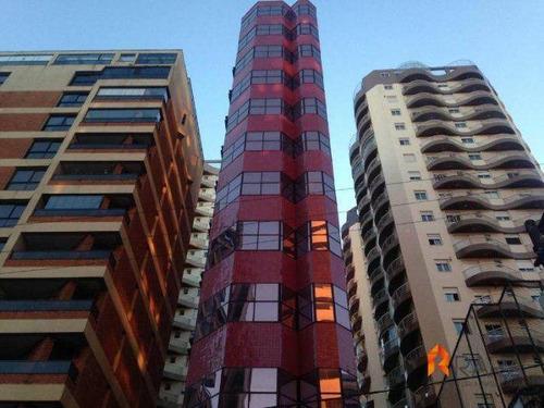 Sala Para Alugar, 45 M² - Centro - São Bernardo Do Campo/sp - Sa0123