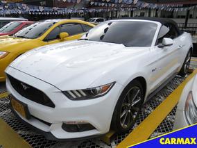 Ford Mustang Gt V8 5.0 2016 Recibo Carros 1