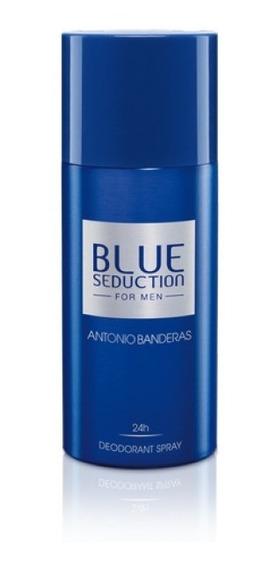 Desodorante Antonio Banderas Blue Seduction 150ml