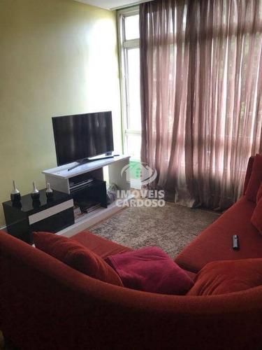 Imagem 1 de 21 de Apartamento Com 3 Dormitórios À Venda, 93 M² Por R$ 690.000,00 - Pinheiros - São Paulo/sp - Ap0409