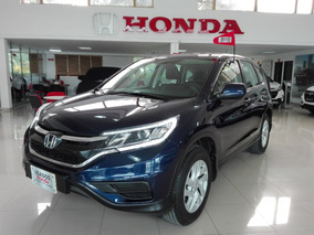 Honda Cr-v City Modelo 2016 Azul Obsidian