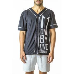 Camisa Baseball Brohood Preto