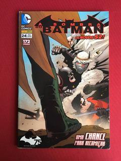 Hq - A Sombra Do Batman - Vol 24 - Uma Chance Para Recomeçar