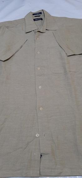 Camisa Nautica Manga Corta #56