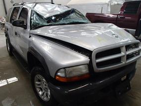Dodge Durango Sxt 2003 Se Vende Solamente En Partes