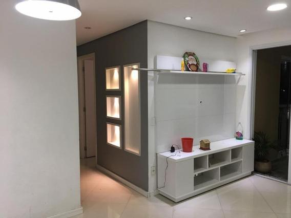 Apartamento Em Alto Do Pari, São Paulo/sp De 55m² 2 Quartos À Venda Por R$ 420.000,00 - Ap260092