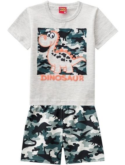 Conjunto Kyly Bebê Dinossauro