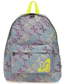 Mochila Roxy Suggar Baby Track An Field - Cut Wave