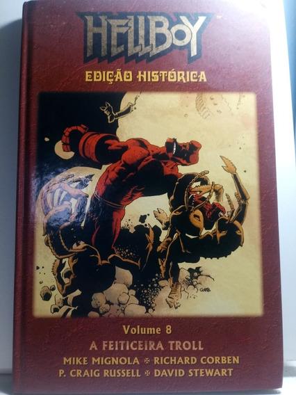 Hellboy Ediçao Historica Volume 8