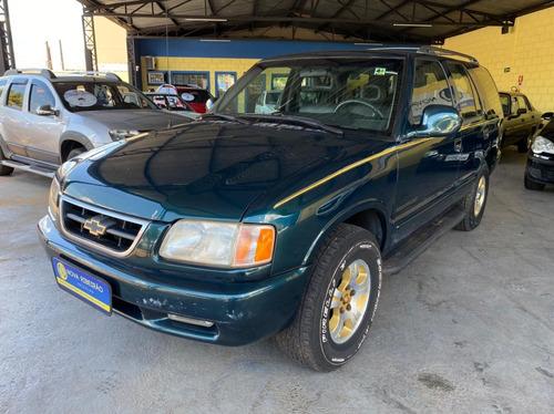 Imagem 1 de 11 de Chevrolet Gm Blazer Executive 4.3 V6 Verde 1998