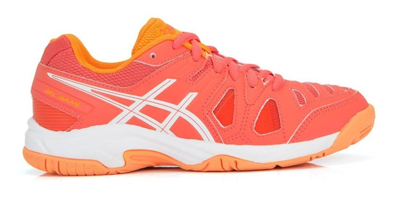 Tênis Asics Gel Game 5 Infantil Junior Tennis,squash, Futsal