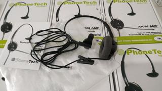 Fone Phonetech Rj 9 Configuracao 1 Callcenter Telemarketing