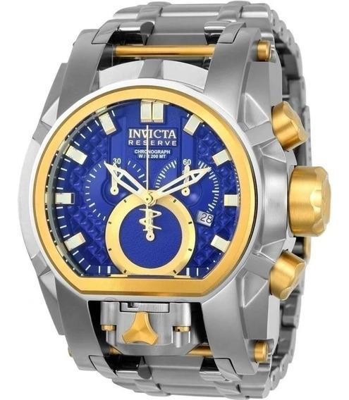 Relógio Invicta Reserve Bolt Zeus 25205 Com Caixa