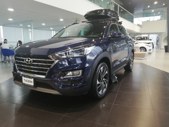 Hyundai Tucson Limited Tech