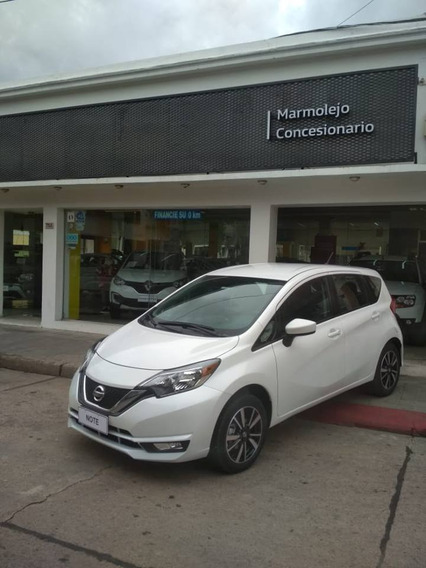 Nissan Note 1.6 Advance Mt 2020 Entrega Inmediata
