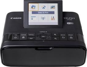 Impressora Fotográfica Canon Selphy Cp1300 Wireless, Lacrado