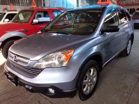 Honda Cr-v Ex Extremadamente Nueva Factura Original Credito