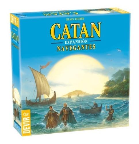 Catan Navegantes - Expansión - Juegos De Mesa