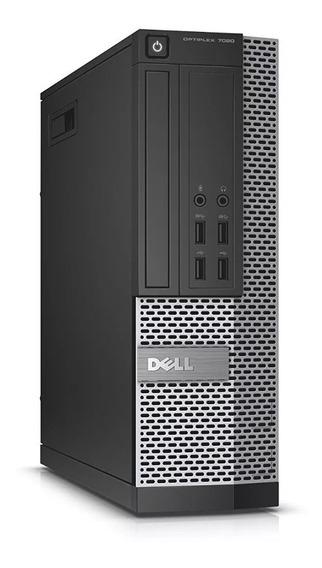 Pc Dell Optiplex 9020 I7 4ghz 16gb 500gb Saida 3 Monitores