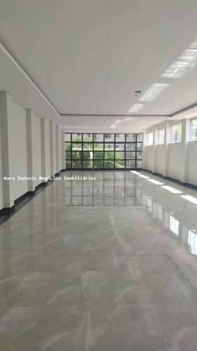 Salão Comercial Para Locação Em Cajamar, Portais (polvilho), 2 Banheiros - _1-1747880