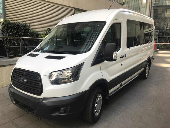 Ford Transit Bus 15 Pasajeros