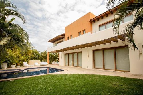 Imagen 1 de 13 de Casa En Venta El Tigre, Nuevo Vallarta $1,200,000 Usd